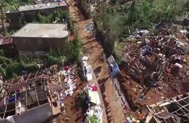 هايتي تواجه أزمة إنسانية حادة بعد الإعصار ماثيو