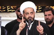 """هكذا وصفت مليشيا """"العصائب"""" العراقية تفجيرات دمشق"""