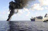هجوم حوثي على بارجة إماراتية.. والتحالف: سفينة إغاثة (فيديو)