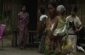 الأطفال العمال في بورما يعيشون جحيم العبودية