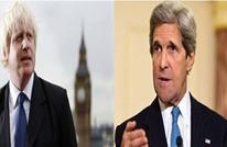 """مطالب أمريكية وبريطانية لوقف إطلاق النار باليمن """"فورا"""""""