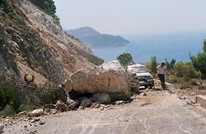 زلزال يهز شمال غرب اليونان ووقوع أضرار بطرق