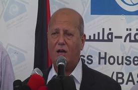 """الخضري يطالب بتشكيل لجنة """"رباعية دولية"""" لمتابعة """"إعمار غزة"""""""