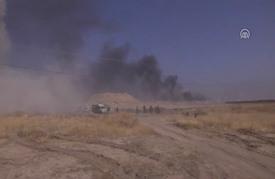 """طاقم وكالة الأناضول ينجو من مفخخة لـ""""الدولة"""" قرب الموصل"""