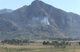 حرق الغابات لتأمين لقمة العيش.. المعادلة الصعبة في مدغشقر