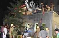 19 قتيلا على الأقل في حريق بمستشفى في الهند