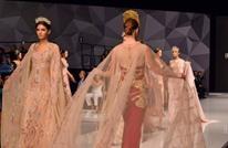 عرض أزياء سوري بلون الحضارات ضمن أسبوع الموضة في لبنان