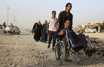 الموت جوعا يتهدد العراقيين بالجانب الغربي للموصل