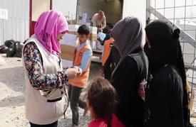 شبح أزمة إنسانية يلوح مع معركة استعادة الموصل