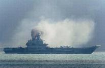 حاملة طائرات روسية عجوز تبحر لحلب ومختصون يسخرون (فيديو)