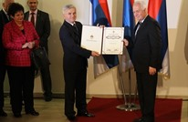 """البرلمان الصربي يكرّم """"مجرمي حرب"""" في ذكرى تأسيسه"""