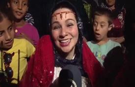 برازيلة تعتنق الإسلام بعد قصة حب مع شاب تركي