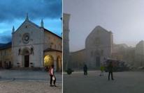 زلزال بقوة 7 درجات يضرب وسط إيطاليا