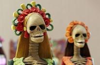 الجماجم أهم رموزها.. هكذا تحتفل المكسيك بيوم الموتى (فيديو)