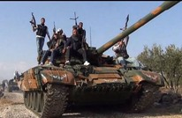 """موالون لـ""""الدولة"""" يسيطرون على مناطق قرب مرتفعات الجولان"""