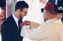 ملك المغرب يكلف محاميه بالدفاع عن المجرد.. وهذه صور سجنه