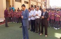 """الحسيني يصف أداء الصلاة في مدرسة بـ""""أسلمة الأجيال"""" (فيديو)"""