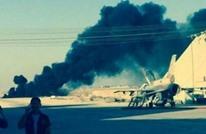 مقتل طيار إسرائيلي وجرح آخر بانفجار طائرة عائدة من قصف غزة