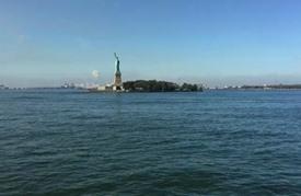 متحف جديد لتمثال الحرية العام 2019 في نيويورك