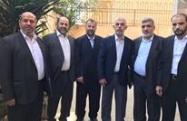 وفد من حركة حماس يتوجه إلى القاهرة للقاء مسؤولين مصريين