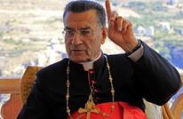 """البطريرك الراعي يعلن مذكرة """"لبنان والحياد"""" مخرجا لأزمة بلاده"""