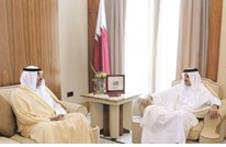 وزير خارجية الكويت بالدوحة.. ومسؤول قطري يغرد عن الوساطة