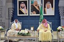 وزيرا داخلية السعودية والإمارات يبحثان التطورات الخليجية