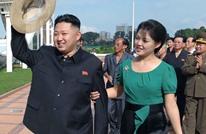 زوجة زعيم كوريا الشمالية تغني على المسرح (شاهد)