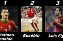 تعرف على أفضل ثلاثة لاعبي كرة قدم في كل بلد (شاهد)