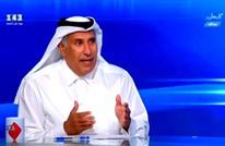 """حمد بن جاسم يعلق على """"تسريبات القذافي والأمير حمد"""" (شاهد)"""