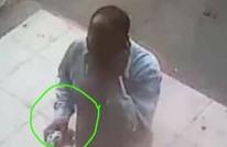 فيديو طريف لرجل يقف عاجزا أمام هجوم قط شرس (شاهد)