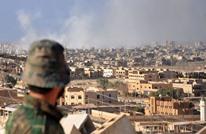 """النظام السوري على مشارف البوكمال و""""الحشد"""" يدخل المدينة"""