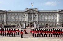 اعتقال امرأة أثناء محاولتها تسلق بوابات قصر بكنغهام بلندن