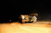 تعزيزات عسكرية كبيرة للجيش التركي تسير نحو إدلب