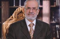 """محسن عبد الحميد: موقف """"علماء المسلمين"""" أضاع السنة بالعراق"""
