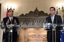 السيسي يلتقي رئيس وزراء اليونان وقمة مرتقبة بمشاركة قبرص