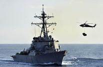 بكين تعترض مدمرة أمريكية في بحر الصين الجنوبي