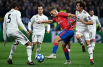 سيسكا موسكو يطيح بريال مدريد في دوري الأبطال (شاهد)