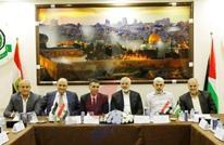 الوفد الأمني المصري يصل لغزة قادما من رام الله لبحث المصالحة