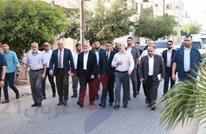 الوفد الأمني المصري يغادر غزة بعد لقاء الفصائل الفلسطينية