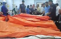 وفاة 18 شخصا بينهم أطفال بانجراف حافلة مدرسة بالأردن (شاهد)