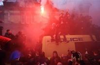إصابة أحد مشجعي ليفربول في اعتداء قبل مواجهة نابولي