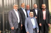 وفد قيادي من حماس ينهي زيارة القاهرة لبحث المصالحة والتهدئة