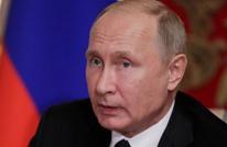 """فيديو لـ""""الغرفة السرية"""" في مكتب الرئيس بوتين"""