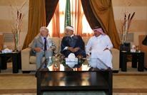 الغنوشي ومورو يشاركان في اليوم الوطني السعودي في تونس