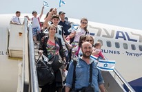 انخفاض معدلات هجرة اليهود من غرب أوروبا وازدهارها شرقا
