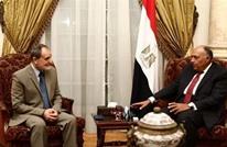 """مصر تستقبل وفدا من """"قسد"""" وسط عملية تركية ضدها بسوريا"""