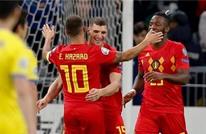 بلجيكا تُواصل عروضها القوية في تصفيات كأس أوروبا 2020 (شاهد)