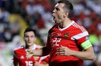 روسيا تسحق قبرص وتتأهل إلى بطولة يورو 2020 (شاهد)
