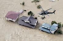 اليابان.. عشرات القتلى والمفقودين جراء إعصار هاغيبيس (شاهد)